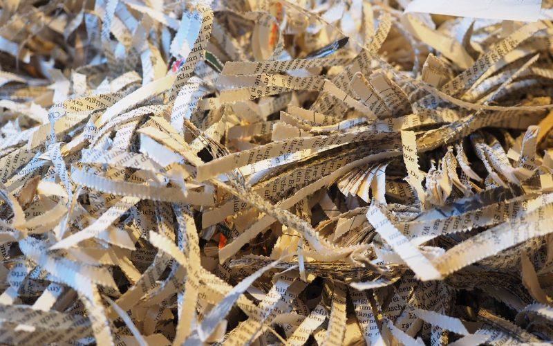 Choisir un destructeur de documents pour une confidentialité optimale